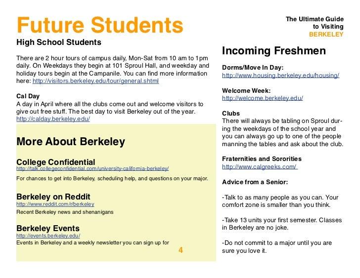 college confidential berkeley