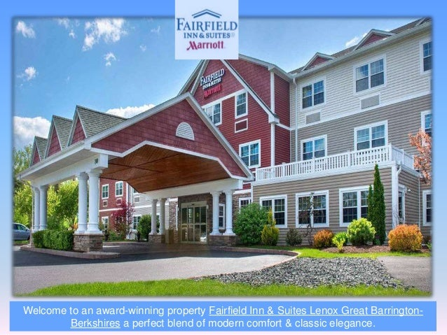 Welcome to an award-winning property Fairfield Inn & Suites Lenox Great Barrington- Berkshires a perfect blend of modern c...