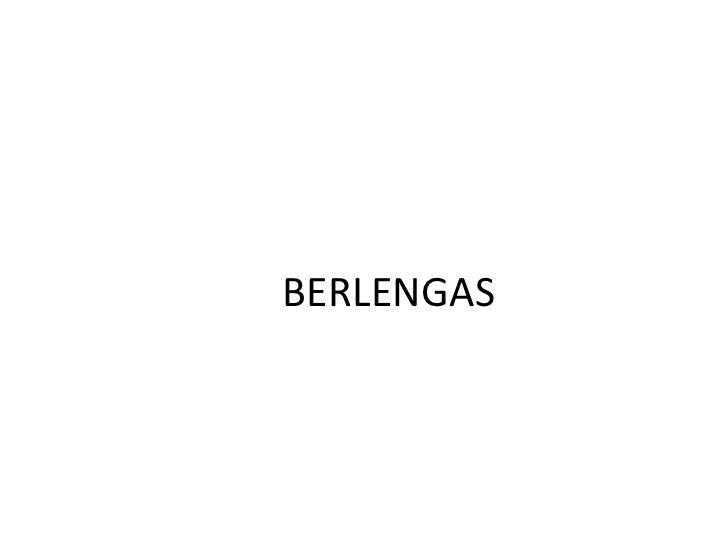 BERLENGAS <br />