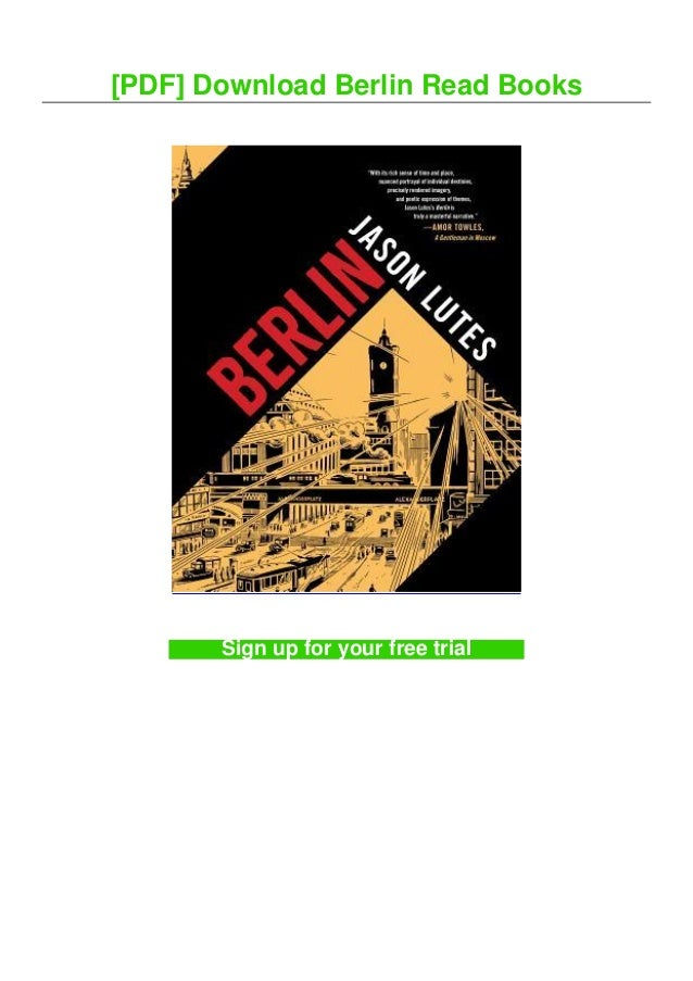 [PDF] Download Berlin Read Books Sign up for your free trial