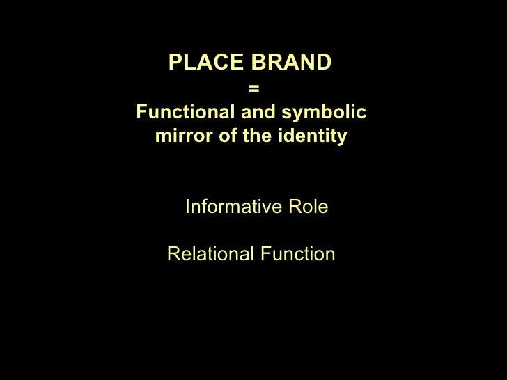 Network based branding a colaborative model for the for Mirror of equity