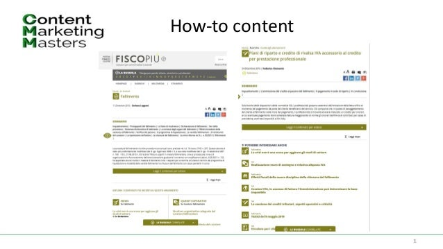 Digital Content Marketing examples and tools