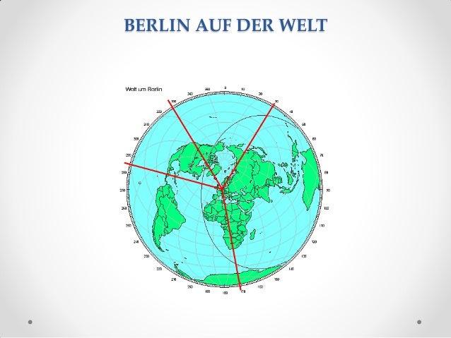 BERLIN AUF DER WELT