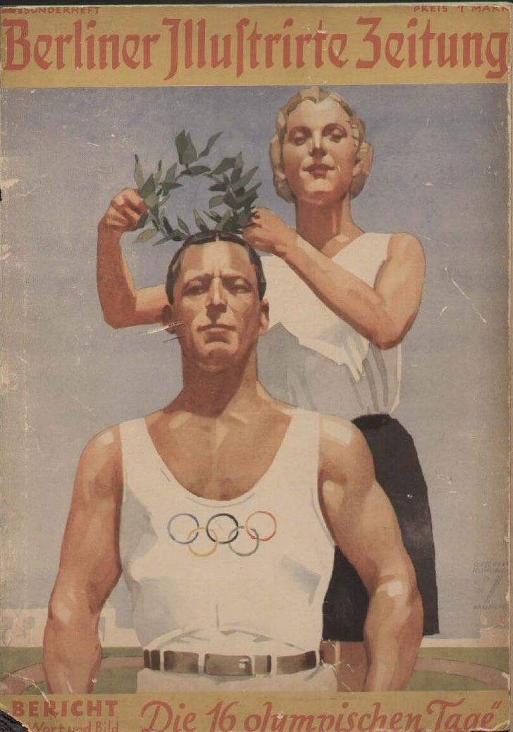 Berliner Illustrierte Zeitung  - 1936