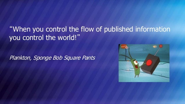 """© COPYRIGHT 2013 MARKLOGIC CORPORATION. ALL RIGHTS RESERVED.SLIDE: 7 """"When you control the flow of published information y..."""