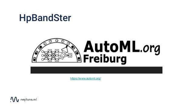 HpBandSter https://www.automl.org/