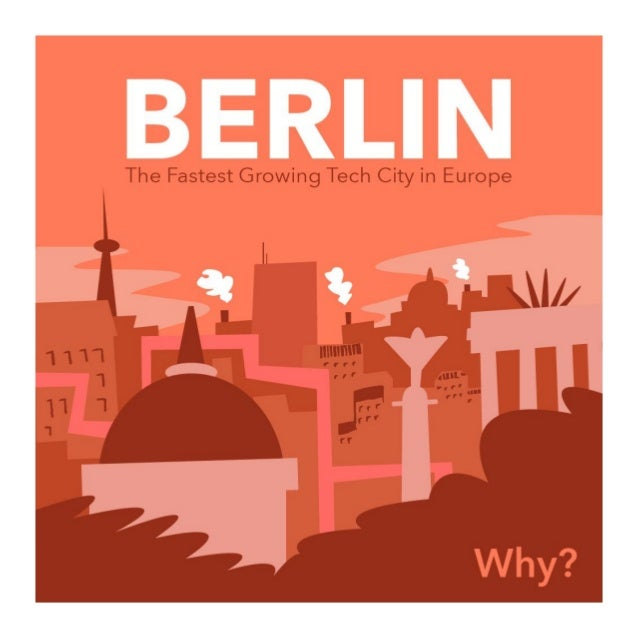 The Tech Scene in Berlin is Booming