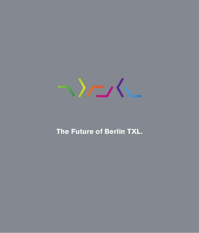 The Future of Berlin TXL.