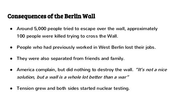 fall of the berlin wall essay
