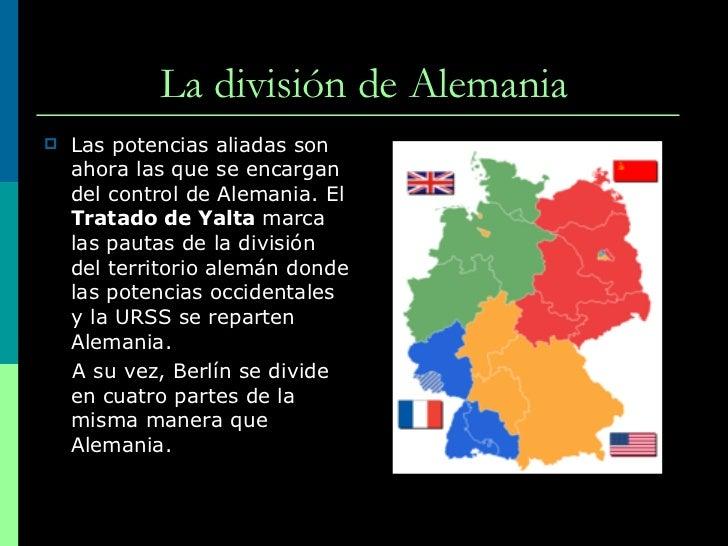 Resultado de imagen para Fotos de la división de Berlín es dividida en cuatro zonas gobernadas por los aliados