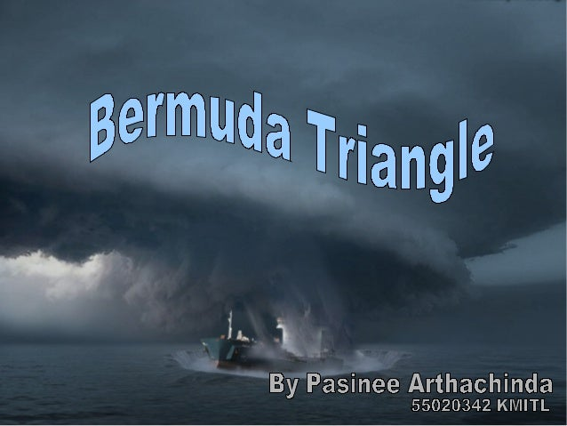 The Bermuda Triangle or Devil's Triangle is an imaginary area located off the southeastern Atlantic coast of the United St...