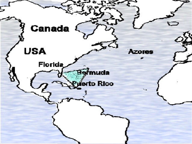 Bermuda - Bermuda map usa