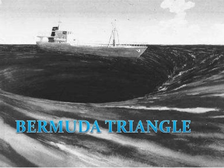 BERMUDA TRIANGLE<br />