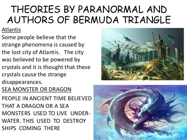 a research on the southern florida phenomenon the bermuda triangle The bermuda triangle is a roughly 500,000 square mile region of the caribbean, located between bermuda, florida, and puerto rico while the name was first coined by reporter vincent gaddis in 1964 .
