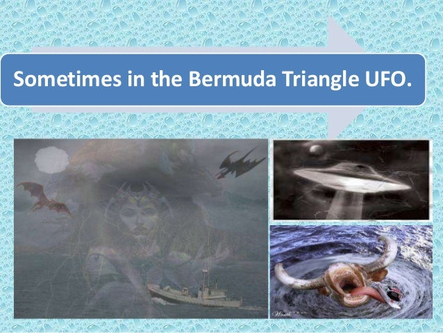 Research on the bermuda triangle