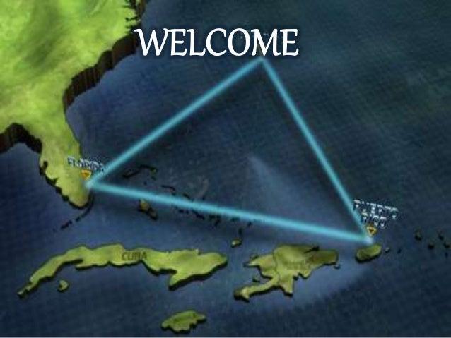paper presentation on bermuda triangle
