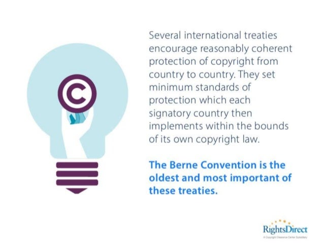 The Berne Convention
