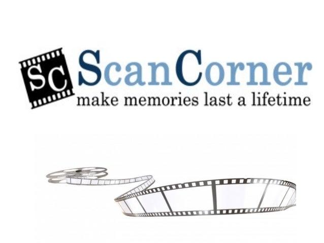 http://www.scancorner.de/ 2Inhalt© ScanCorner• Über ScanCorner• Standorte• Was wir für Sie digitalisieren• Unser Qualitäts...