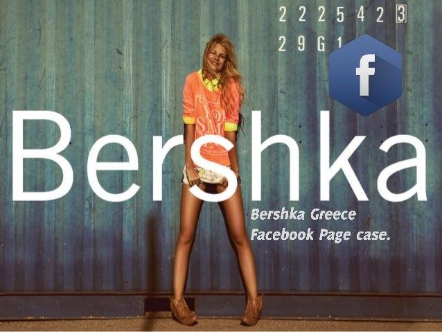 Bershka Greece - Case Study