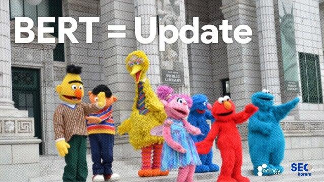 BERT =Update