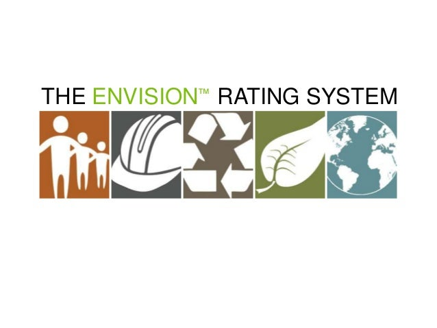 THE ENVISION™ RATING SYSTEM