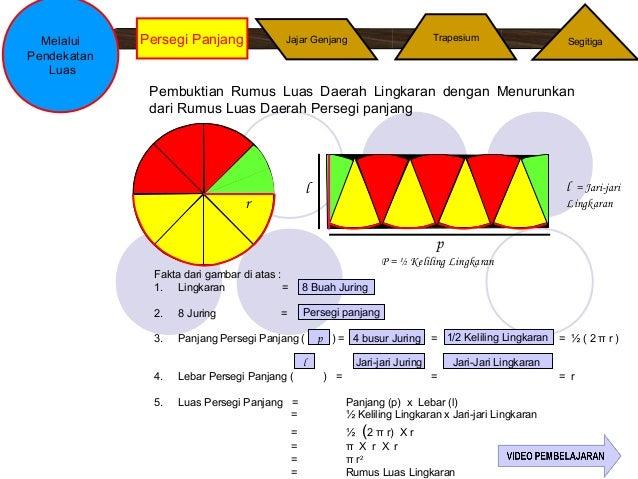Luas lingkaran ccuart Choice Image