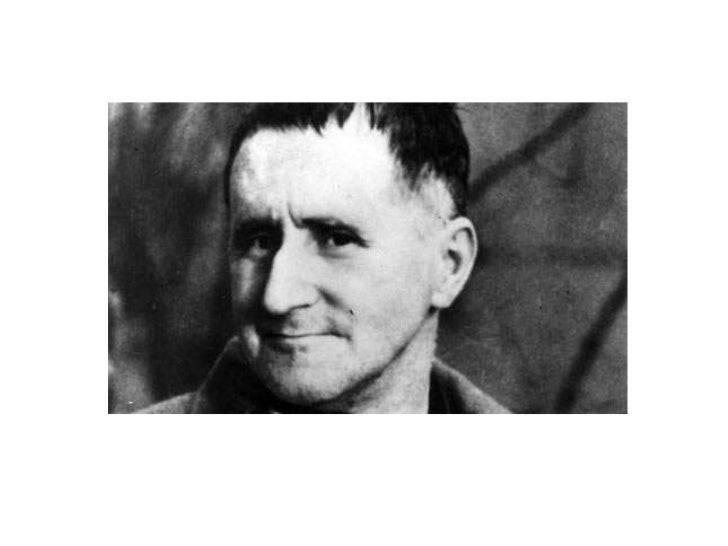 the life and work of bertolt brecht a german playwright Charles lupia in his near-600 page biography of bertolt brecht,  in bertolt brecht: a literary life,  the german playwright developed essentially a harem of.