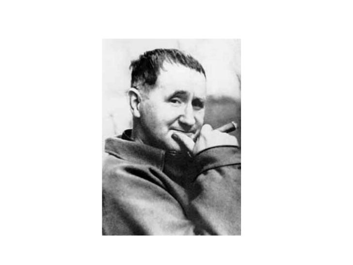 bertolt brecht and epic theater Epic theatre was a theatrical movement arising in the early to mid-20th century from the theories and practice of a number of theatre practitioners, including erwin piscator, vladimir mayakovsky, vsevolod meyerhold and, most famously, bertolt brecht.