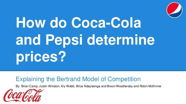 Bertrand Competition Presentation