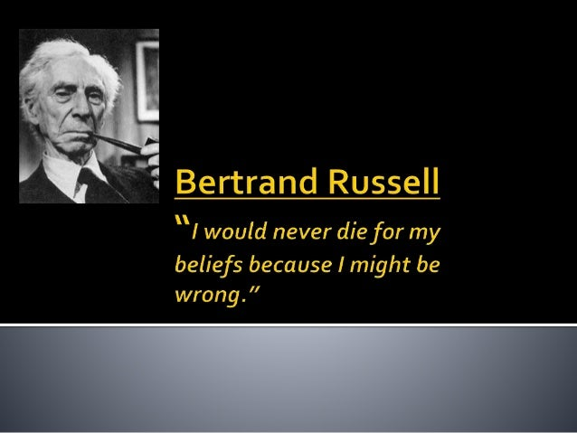essays in skepticism russell Essay betrand russell:  free essays available online are good but they will not follow the guidelines of your particular  can skepticism be defended,.