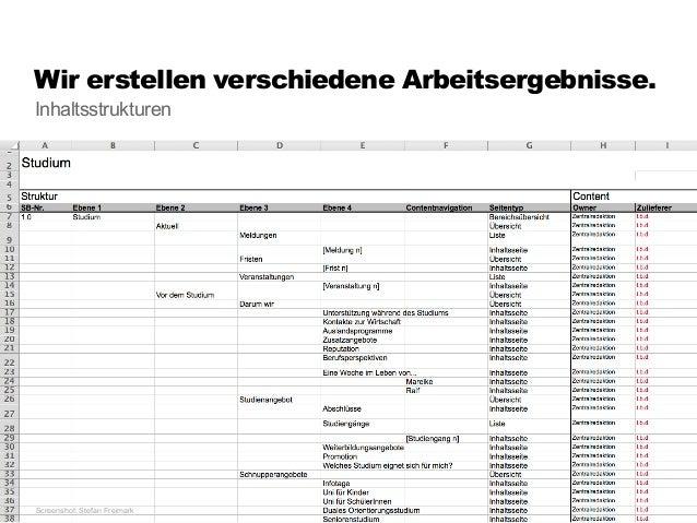 Wir erstellen verschiedene Arbeitsergebnisse. 56 Präsentationen Screenshot: Stefan Freimark