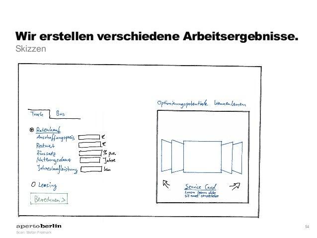 Wir erstellen verschiedene Arbeitsergebnisse. 57 Dokumentation Screenshot: Stefan Freimark