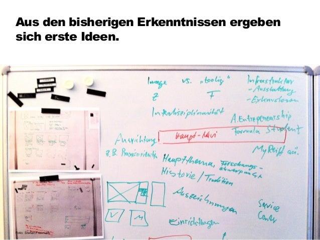 Im weiteren Verlauf arbeiten wir die Inhalts- struktur feiner aus. 90 Screenshot: Stefan Freimark