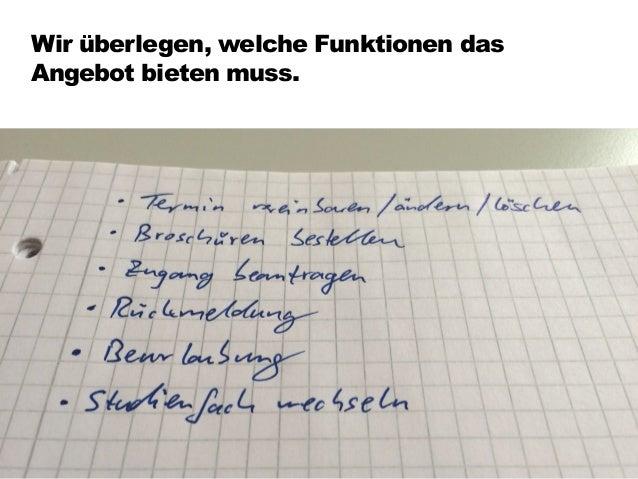 Die Funktionen werden genau durchdacht, und in einem Flow Chart dokumentiert. 93 Screenshot: Stefan Freimark