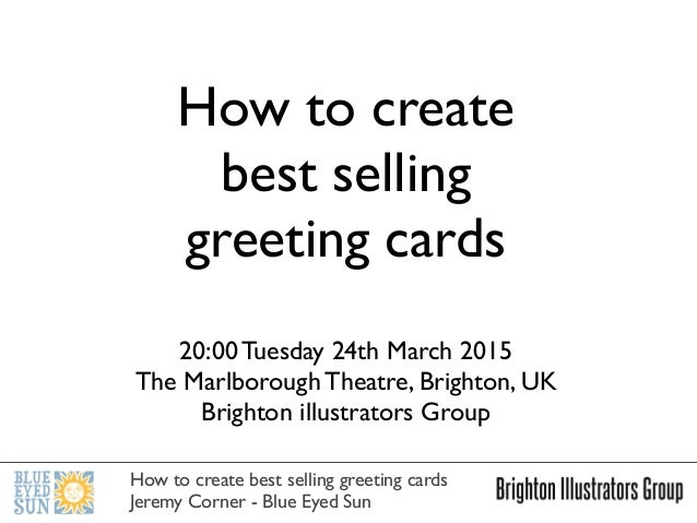 How to create best selling greeting cards how to create best selling greeting cards how to create best selling greeting cards jeremy corner m4hsunfo