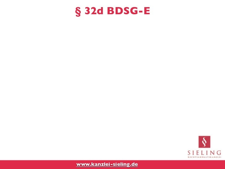 § 32d BDSG-Ewww.kanzlei-sieling.de