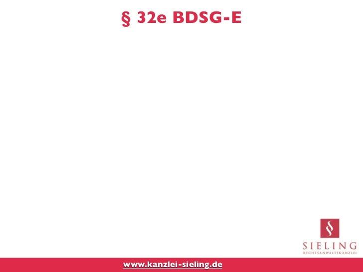 § 32e BDSG-Ewww.kanzlei-sieling.de