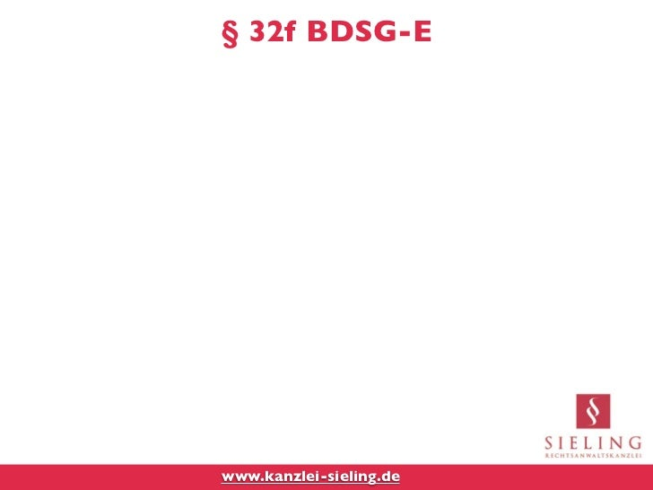 § 32f BDSG-Ewww.kanzlei-sieling.de