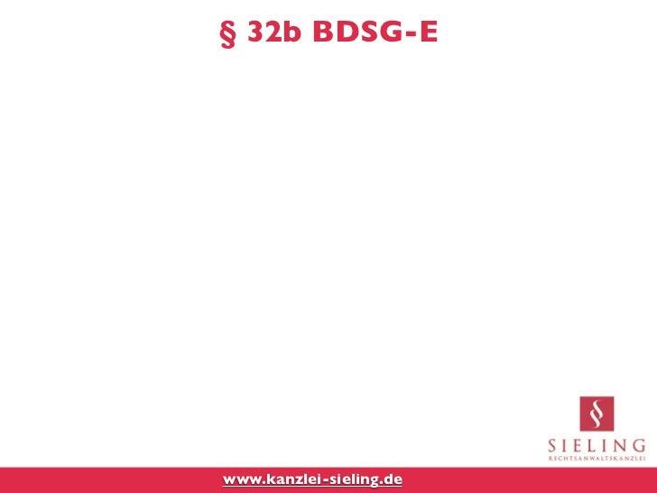 § 32b BDSG-Ewww.kanzlei-sieling.de