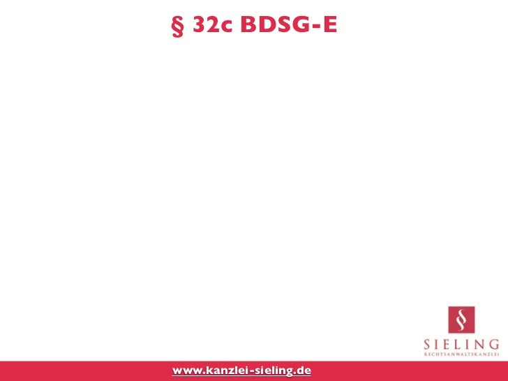 § 32c BDSG-Ewww.kanzlei-sieling.de