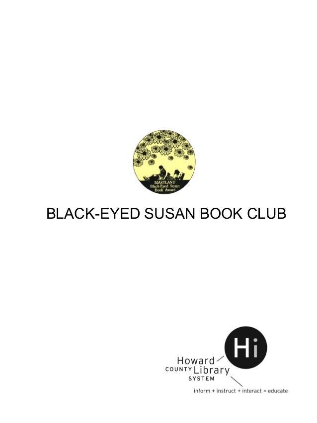 BLACK-EYED SUSAN BOOK CLUB