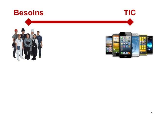 1 Besoins TIC