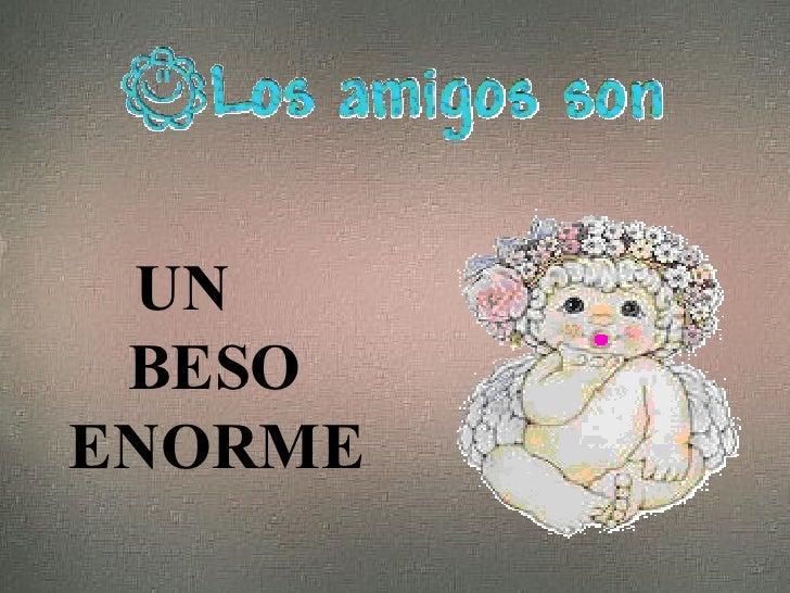 Besos En El Corazon Slide 3