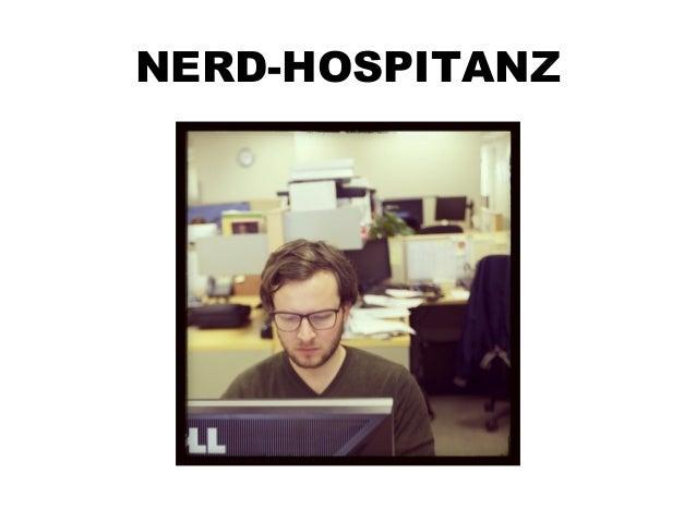 NERD-HOSPITANZ