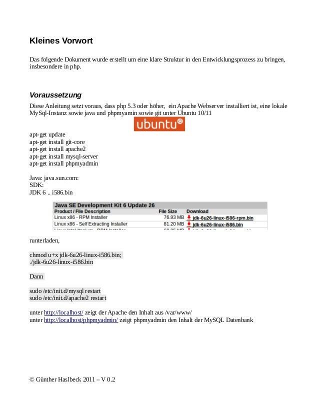 Kleines VorwortDas folgende Dokument wurde erstellt um eine klare Struktur in den Entwicklungsprozess zu bringen,insbesond...