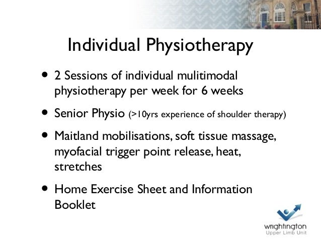 physiotherapy for frozen shoulder pdf