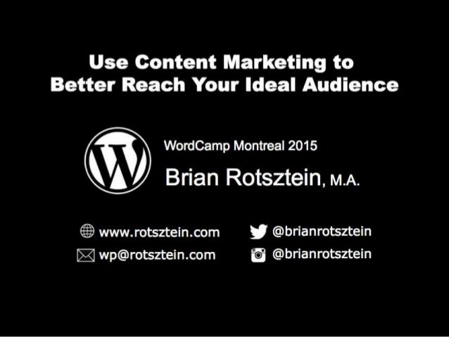 How do you explain content marketing without getting frustrated?