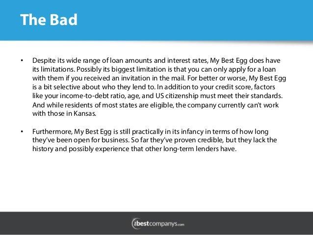 Best Egg Loan Reviews >> Bestegg Reviews