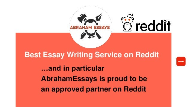 Best Essay Writing Service and Reddit