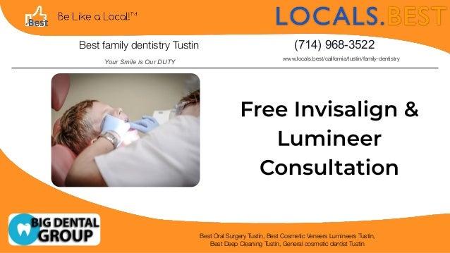 Your Smile is Our DUTY (714) 968-3522 Best Oral Surgery Tustin, Best Cosmetic Veneers Lumineers Tustin, Best Deep Cleaning...